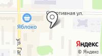 Курико на карте