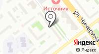 LockOn на карте