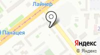 Nina на карте