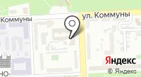 КТИАМ на карте