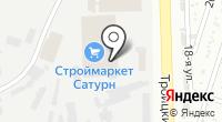 Дубрава на карте