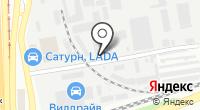 Суперполимер на карте