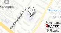 Детский дом №6 на карте