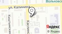 Южно-Уральское Бюро Рекламы на карте