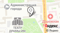 Уралинформцентр на карте
