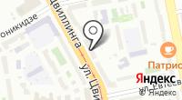 Вист-Ком на карте