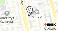 Анго на карте