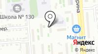 Бусинки на карте
