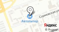 Аква-Плюс на карте