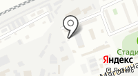 Автостоянка на Клары Цеткин на карте