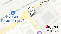 Автостоянка на Ленина на карте