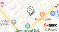 Башкирский межотраслевой институт охраны труда на карте