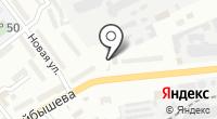 Автостоянка на Куйбышева на карте