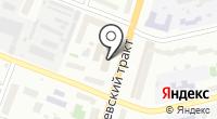 Тюмень-Сервис на карте