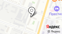 ИТЭС на карте