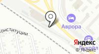 Инвамастер на карте