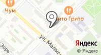 Студия 404 на карте