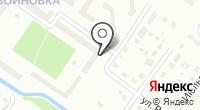 Воронцовский на карте