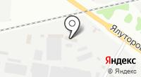 Лакта на карте