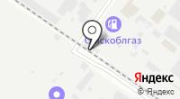 Бурводстройпроект на карте