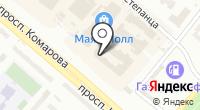 Магазин профессиональной косметики для волос на карте