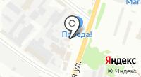 Омск-Сервис на карте