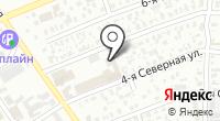 Омскгазстройэксплуатация на карте