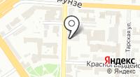 Омская профессиональная сестринская ассоциация на карте
