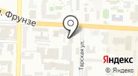 Омский Банковский Союз на карте