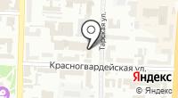 Омск без наркотиков на карте
