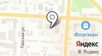 У Алексея на карте