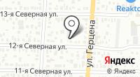 Академия уюта на карте