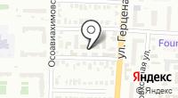 Eva professional на карте