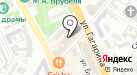 Рейкьявик на карте