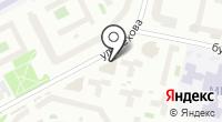 Юграпромстрой на карте
