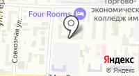 Омское региональное отделение Казачества России на карте