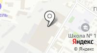 Омскзаборстрой на карте