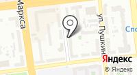 Художественные мастерские на карте