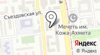 На Пушкина на карте