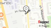 Омский общественный городской Совет на карте