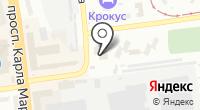 Пауль Хартманн Сибирь на карте