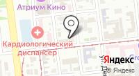 JESSICA на карте