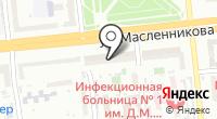 Дом Распутина на карте