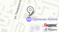 Премьер Арена на карте