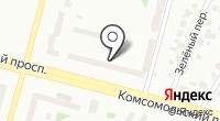 Магазин противопожарного оборудования на карте