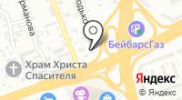 Сабира на карте