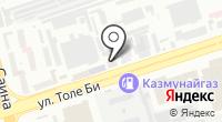 K-service на карте