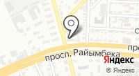 Алдажар на карте