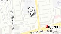 Фрея на карте