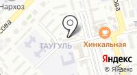 Axitech.kz на карте